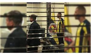 Slimani, Fenerbahçe formasını giydi
