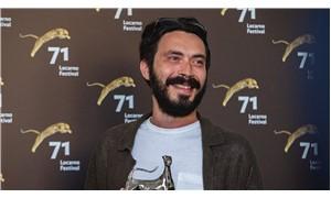 Yönetmen Tarık Aktaş, İsviçre'den ödülle döndü