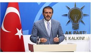 AKP yine beğenmedi