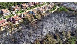 Bursa Belediye Başkanından, Mudanya'da yanan alanla ilgili rant iddialarına yanıt