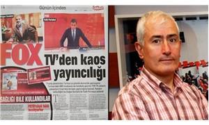 Yandaş hedef gösterdi gazeteci Bozkurt kovuldu
