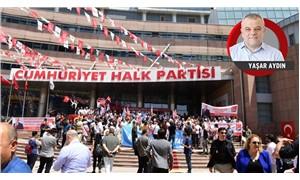 Taban CHP krizine tepkili