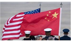 Çin: ABD, gerilimi büyütüyor