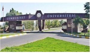 Sivas Cumhuriyet Üniversitesi'nin kadro sınavını öğretim üyelerinin eşleri kazandı!