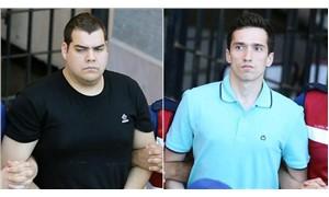 Türkiye'de tutuklu bulunan Yunanistan askerleri serbest bırakıldı