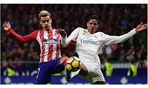 UEFA Süper Kupa'da 'Madrid' derbisi