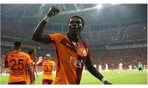 Gomis'ten Galatasaray taraftarına mesaj