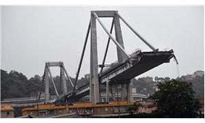 İtalya'da çöken köprünün tamamı yıkılacak