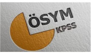 KPSS'nin geçerlilik süresi değişti