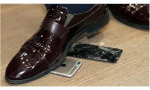 MHP'li vekiller iPhone'larını kırıp Samsung aldı
