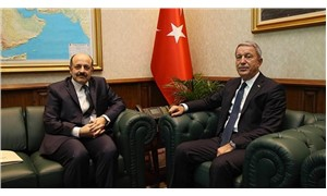 Bakan Akar ile YÖK Başkanı bedelli askerliği görüştü