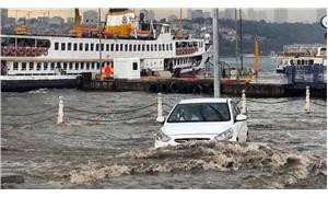 Meteoroloji, İstanbul'u sel, yıldırım ve dolu için uyardı