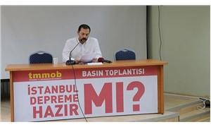 TMMOB'den 'İstanbul depreme hazır mı?' soruna yanıt