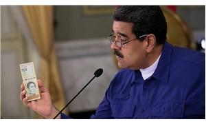 Maduro, Venezuela'da asgari ücreti 60 kat artırdı
