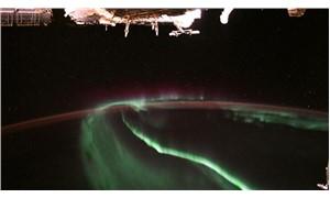 Uzaydan Kuzey Işıkları nasıl görünüyor?