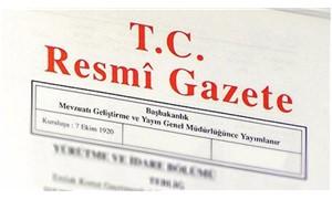 Erdoğan'ın yeni atama kararları yayımlandı