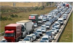 Bolu Dağı Tüneli'nden 4 günde 269 bin 405 araç geçti