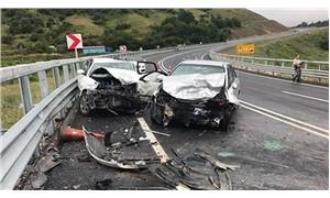 Kurban Bayramı tatilinin ilk üç gününde 55 kazada, 49 kişi hayatını kaybetti, 206 kişi de yaralandı