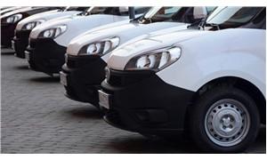 Hafif ticari araç satışları yıl başından bu yana yüzde 23.4 geriledi