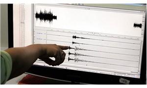 Kandilli'den deprem uyarısı