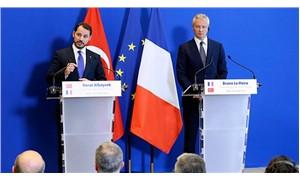 Albayrak: ABD ve İran konusunda Fransa ile aynı şekilde düşünüyoruz