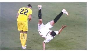 Sevilla'nın defans oyuncusu Escudero'nun dirseği çıktı