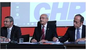 CHP PM toplantısında gerilim