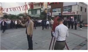 Sultanbeyli'de Atatürk tepkisi
