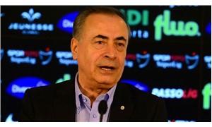 Galatasaray Başkanı Mustafa Cengiz: 'Uygun bir gruba düştük'