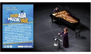 İstanbul müziğe doyacak: Burada Müzik Var