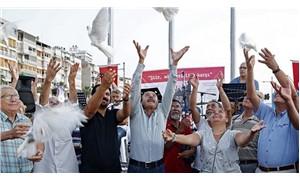 İzmir'de 'Şiir adaletsizliğe karşı' etkinliği