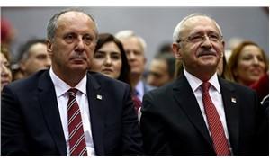 Kılıçdaroğlu: İnce'yi aday gösterdim ama güven vermedi