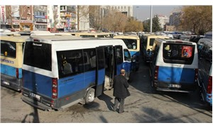 Ankara'da dolmuş ücretlerine zam