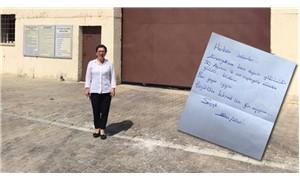 Eren Erdem'i ziyaret eden CHP'li Tur Yıldız Biçer'den açıklama