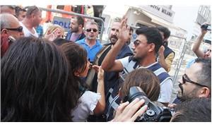 Taksim barışa da yasak