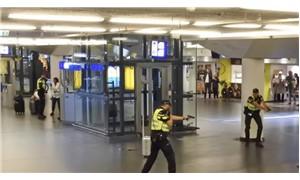 Amsterdam'daki bıçaklı saldırıda 'terör bağlantısı' şüphesi
