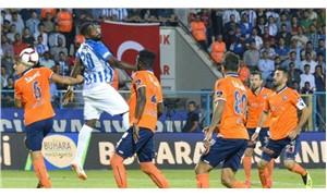 Başakşehir, Erzurum'dan 3 puan çıkardı