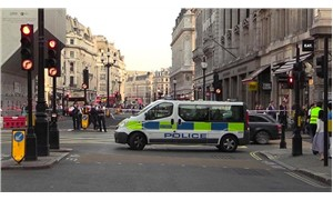 Londra'da BBC önünde şüpheli araç alarmı