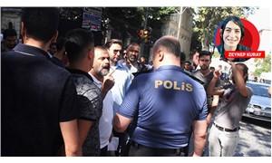 Panahi'nin idamına karşı protestoda gözaltı