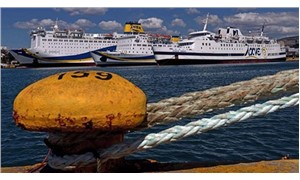 Yunanistan'da denizciler greve gitti, seferler iptal edildi