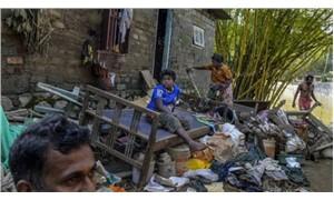 Hindistan'da sel felaketinin ardından sıçan humması salgını başladı
