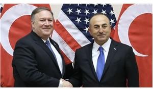 ABD'den, Çavuşoğlu-Pompeo görüşmesine ilişkin açıklama