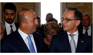 Alman Dışişleri Bakanı Maas'ın Türkiye ziyareti başladı
