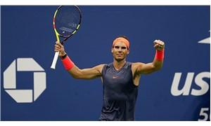 Rafael Nadal, ABD Açık'ta yarı finalde