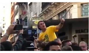 Brezilya'da aşırı sağcı devlet başkanı adayı Jair Bolsonaro bıçaklandı