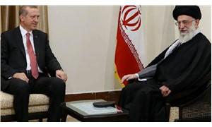 Erdoğan, İran dini lideri Hamaney ile görüştü