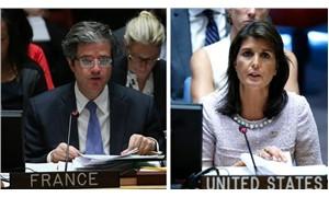 Fransa'nın ve ABD'nin BM temsilcilerinden İdlib açıklamaları
