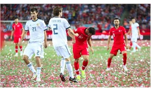 UEFA Uluslar Ligi'nde Türkiye, Rusya'ya 2-1 mağlup oldu
