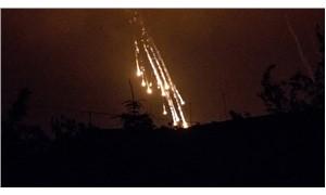 'ABD, Deyr ez Zor'u fosfor bombalarıyla vurdu'