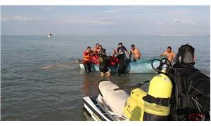 Beyşehir Gölü'ne giren 17 yaşındaki genç boğuldu